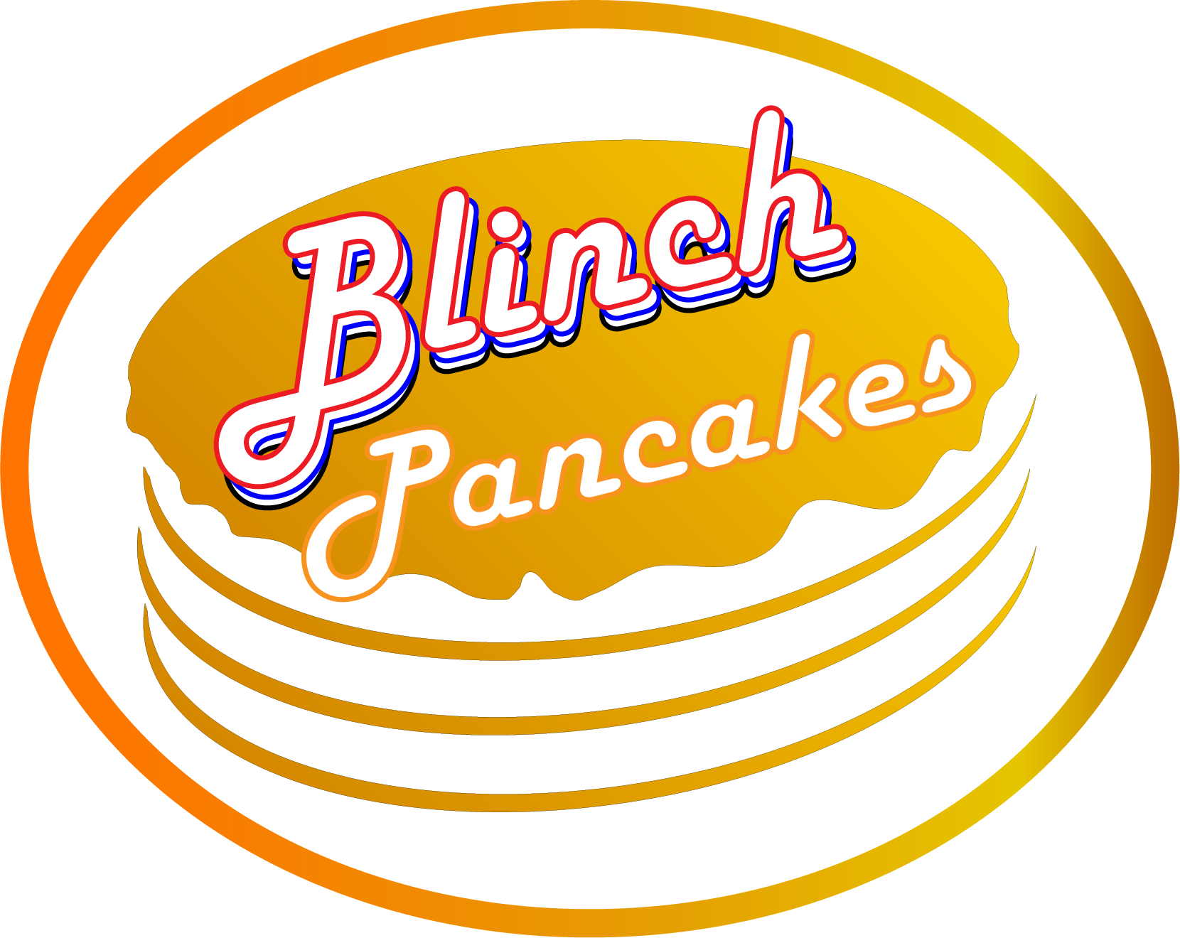 Logo for pancake