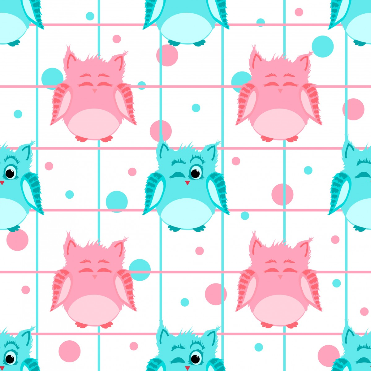 Animals Vector Template