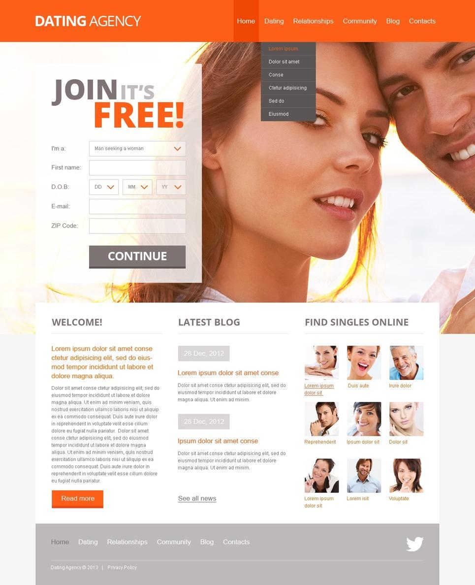 Сайт датинг знакомства