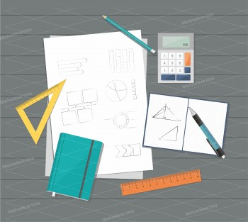 Business, Educational Vector