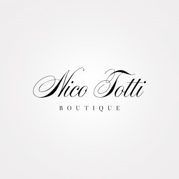 Logo for Boutique and clothing store