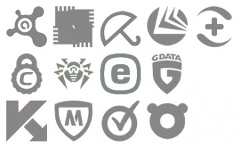 Security, Web design Icons set