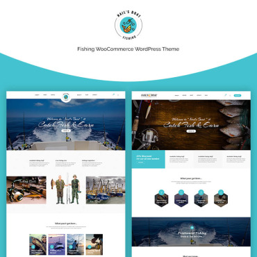 Travelling, e-commerce WooCommerce template