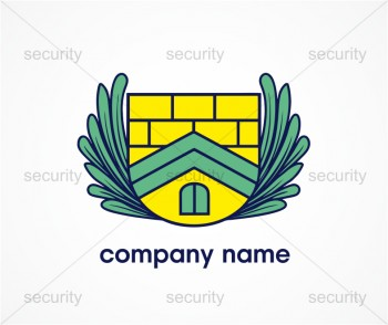 Architecture, Real estate company, appraiser or mortgage institution Logo