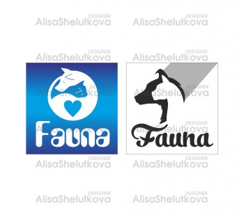 Charity organization, Animals Logo