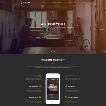 Auction PSD template