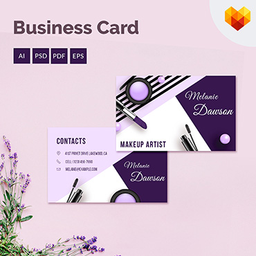 Beauty Corporate Identity