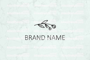 Advertising companies, Beauty Logo
