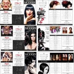 Art Industrial, Beauty Layout for printing