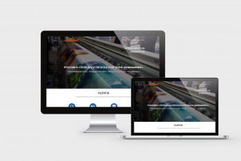 Business, Advertising companies HTML template