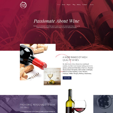 Food Joomla template