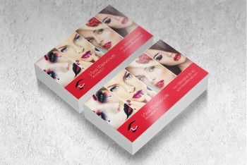 Advertising companies, Beauty Layout for printing