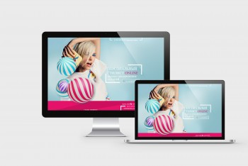 Business, Beauty HTML template