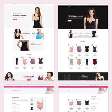 Travelling, e-commerce Shopify template
