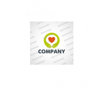 Charity organization, Health Logo