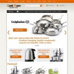 Catering CS-Cart template